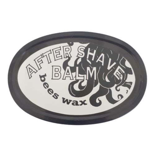 handmade men's aftershave balm