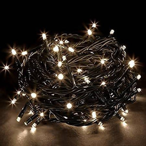 LED solar fairy lights 10m