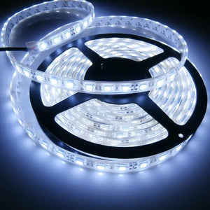 LED strip lights 6m - plug in