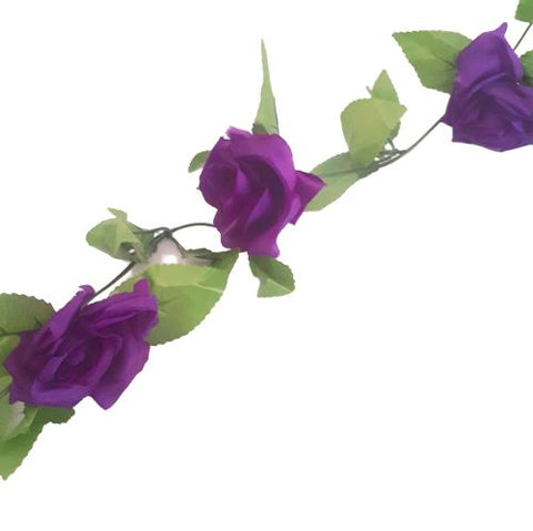 purple rose strand