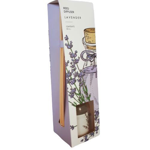 reed diffuser lavender
