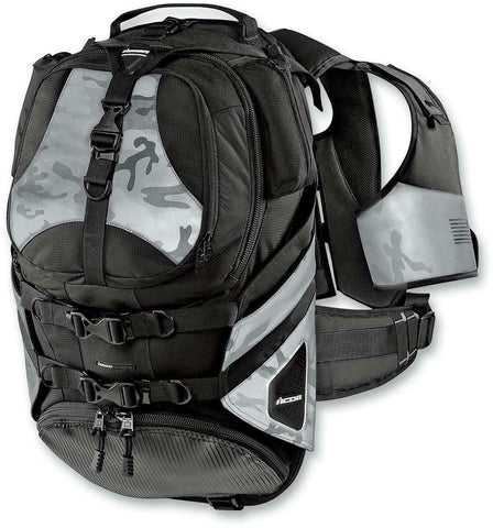 Backpack para motos universal