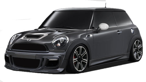 Mini Cooper Body Kit Duraflex Dl-r 6 Piezas 2007-2014