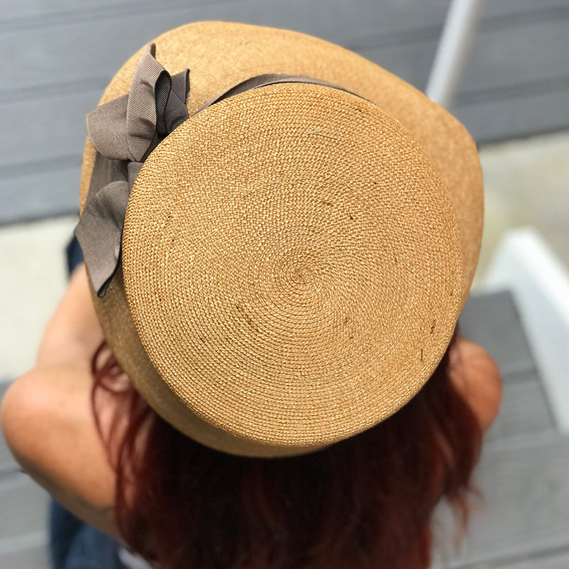 The J Peterman Co Straw Hat