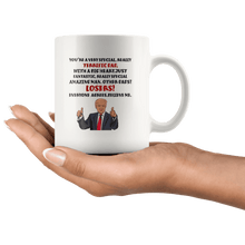 Load image into Gallery viewer, Terrific Dad Father Trump Mug - Trump Mug