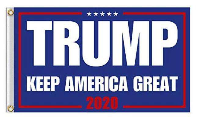 2020 Donald Trump Keep America Great President 3x5 Feet MAGA Banner Flag - Trump Mug