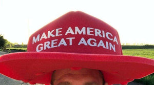 HUGE Foam MAGA Hat Make America Great Again Trump GIANT MAGA Hat - Trump Mug