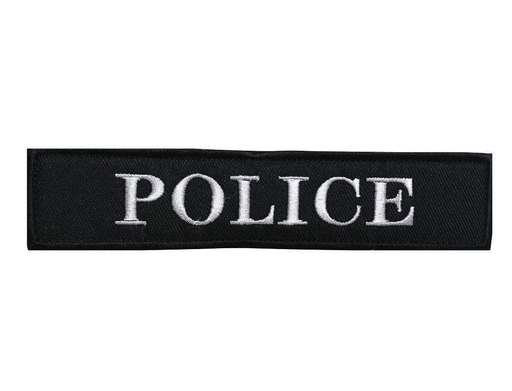 Police Vest Uniform Law Enforcement Tactical Hook & Loop Patch - Trump Mug