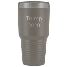 Load image into Gallery viewer, Trump 2020 Insulated Drink Tumbler Stainless Steel MAGA Travel Beverage Mug Bottle 30 oz - Trump Mug