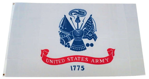 US Army Military 3x5 Feet Patriotic American Banner Flag - Trump Mug