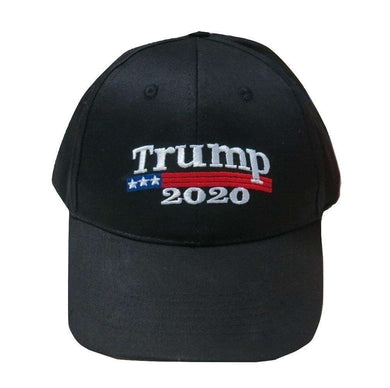 Trump 2020 MAGA Make America Great Again Donald Trump USA Flag Baseball Cap Hat BLACK - Trump Mug
