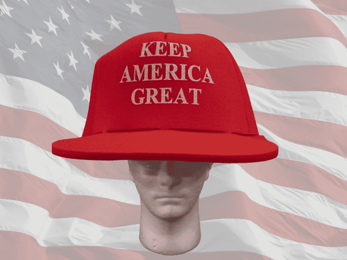 HUGE Foam Keep America Great Donald Trump GIANT KAG Hat - Trump Mug
