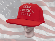 Load image into Gallery viewer, YUGE Foam Keep America Great Donald Trump GIANT KAG Hat - Trump Mug