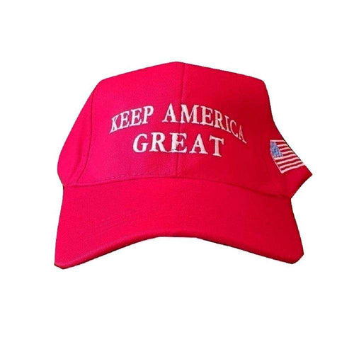 Keep America Great KAG 2020 MAGA Donald Trump Baseball Cap Hat RED - Trump Mug