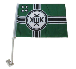 "Kek Kekistan Trump Meme 12"" x 18"" Car Window Flag - Trump Mug"