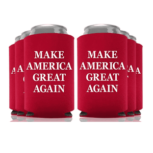 Make America Great Again MAGA Trump Can Cooler Beverage Holders - Trump Mug