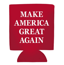 Load image into Gallery viewer, Make America Great Again MAGA Trump Can Cooler Beverage Holders - Trump Mug