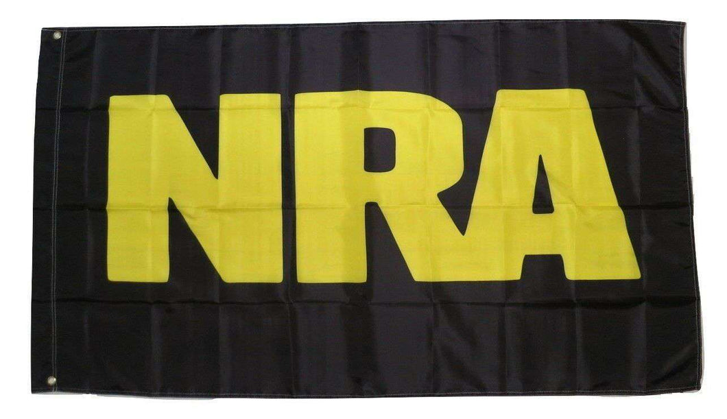 NRA 2nd Amendment Gun Rights 3x5 Feet Banner Flag - Trump Mug
