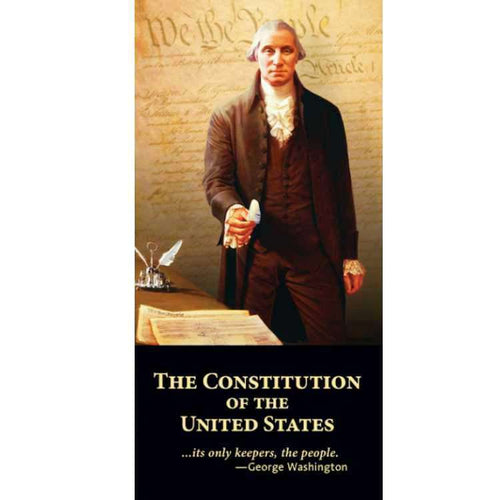Pocket Constitution of the United States of America - Trump Mug