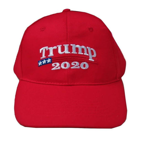 Trump 2020 MAGA Make America Great Again Donald Trump USA Flag Baseball Cap Hat RED - Trump Mug