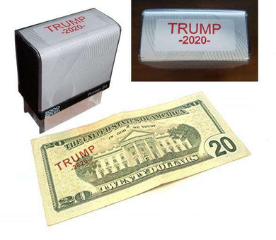 Trump 2020 Custom Self-Inking Rubber Stamp - Trump Mug