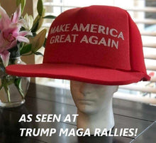 Load image into Gallery viewer, YUGE MAGA Hat Make America Great Again Trump GIANT MAGA Foam Hat - Trump Mug