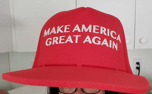 YUGE MAGA Hat Make America Great Again Trump GIANT MAGA Foam Hat - Trump Mug