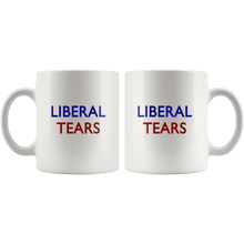 Load image into Gallery viewer, Liberal Tears MAGA Mug - Trump Mug