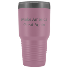 Load image into Gallery viewer, Make America Great Again MAGA Trump Insulated Drink Tumbler Stainless Steel Travel Beverage Mug Bottle 30 oz - Trump Mug