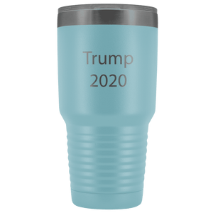 Trump 2020 Insulated Drink Tumbler Stainless Steel MAGA Travel Beverage Mug Bottle 30 oz - Trump Mug