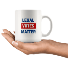 Load image into Gallery viewer, Legal Votes Matter Mug - Trump Mug