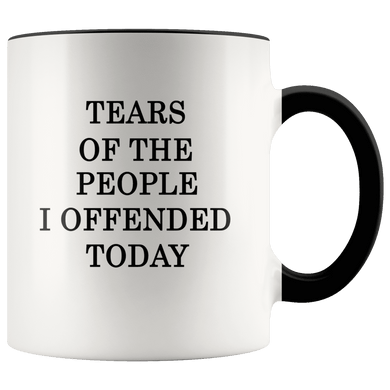 Tears Of The People I Offended Today MAGA Mug - Trump Mug