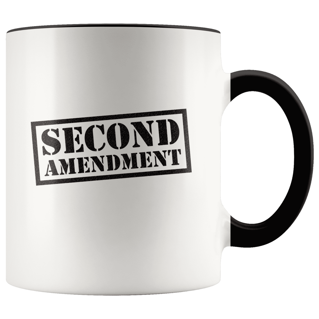 2nd Amendment Gun Rights Constitution MAGA Mug - Trump Mug