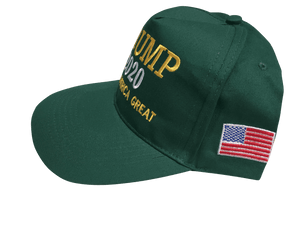 Trump 2020 Keep America Great MAGA Make America Great Again Donald Trump Baseball Cap Hat GREEN - Trump Mug