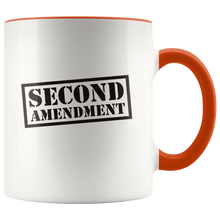Load image into Gallery viewer, 2nd Amendment Gun Rights Constitution MAGA Mug - Trump Mug