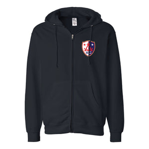 ASC ISLANDERS ADULT ZIP HOODIES