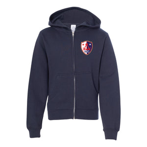 ASC YOUTH ZIP HOODIES