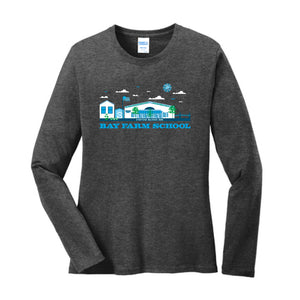 BAY FARM SCHOOL SCAPE WOMENS LONG SLEEVE T-SHIRTS 2019/2020