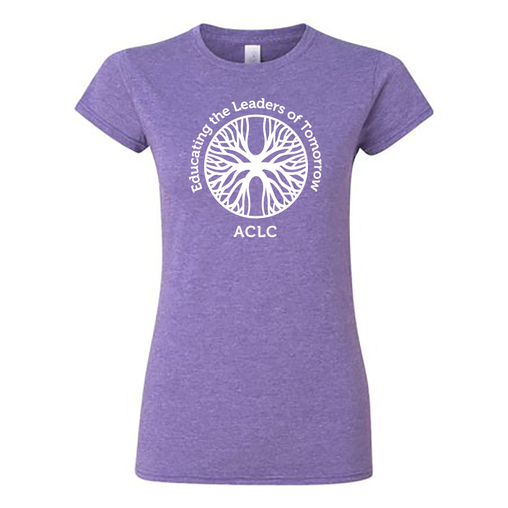 ACLC SCHOOL ADULT LADIES T-SHIRTS 2018/2019