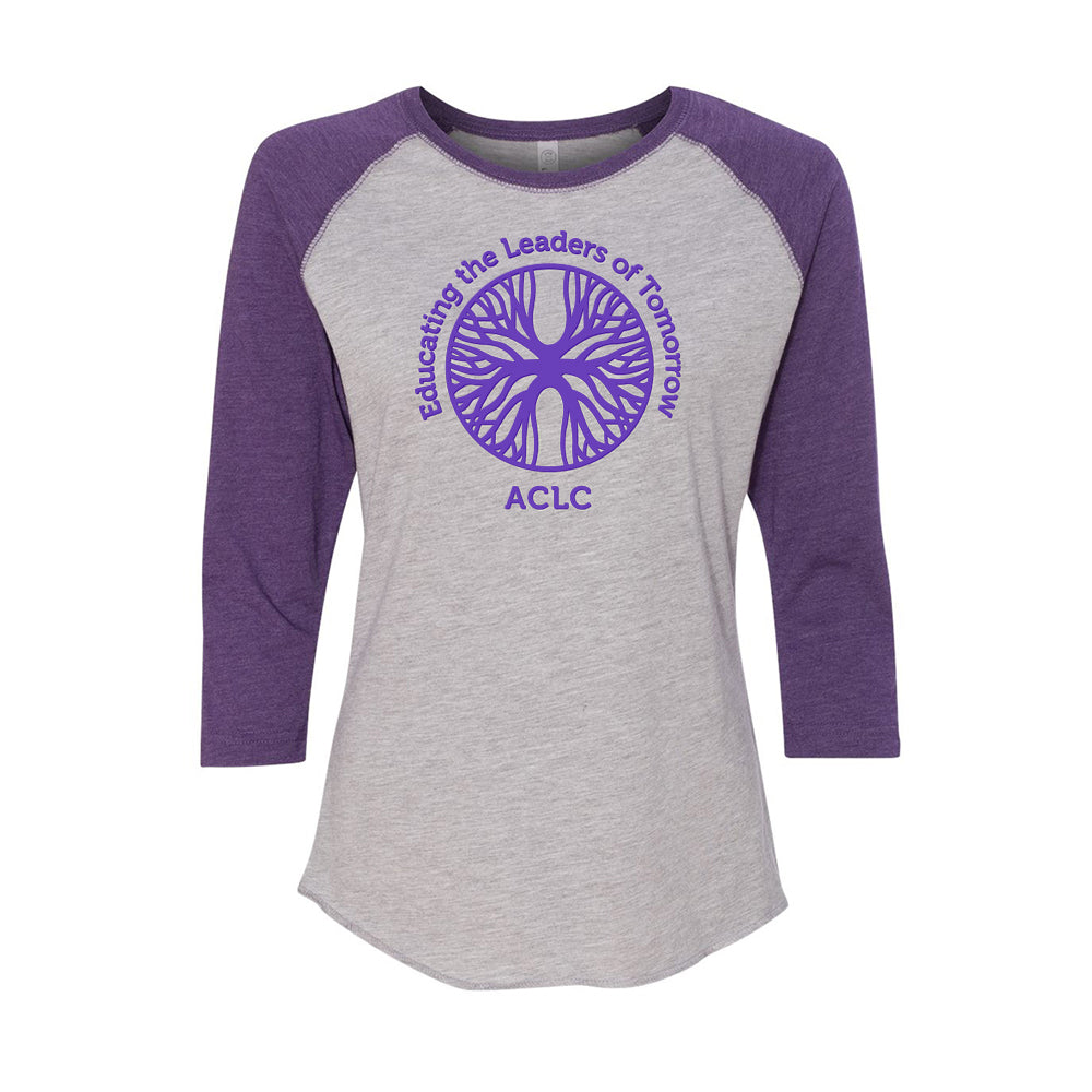 ACLC SCHOOL ADULT WOMEN'S RAGLAN 2018/2019