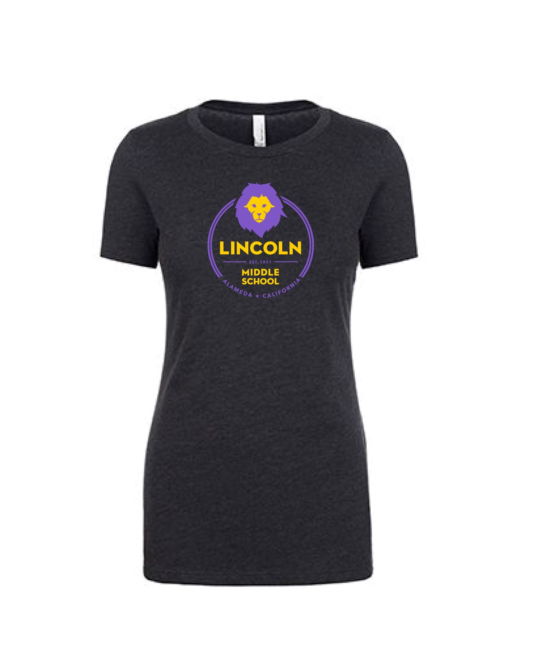 LINCOLN MIDDLE SCHOOL LADIES T-SHIRTS 2018/2019