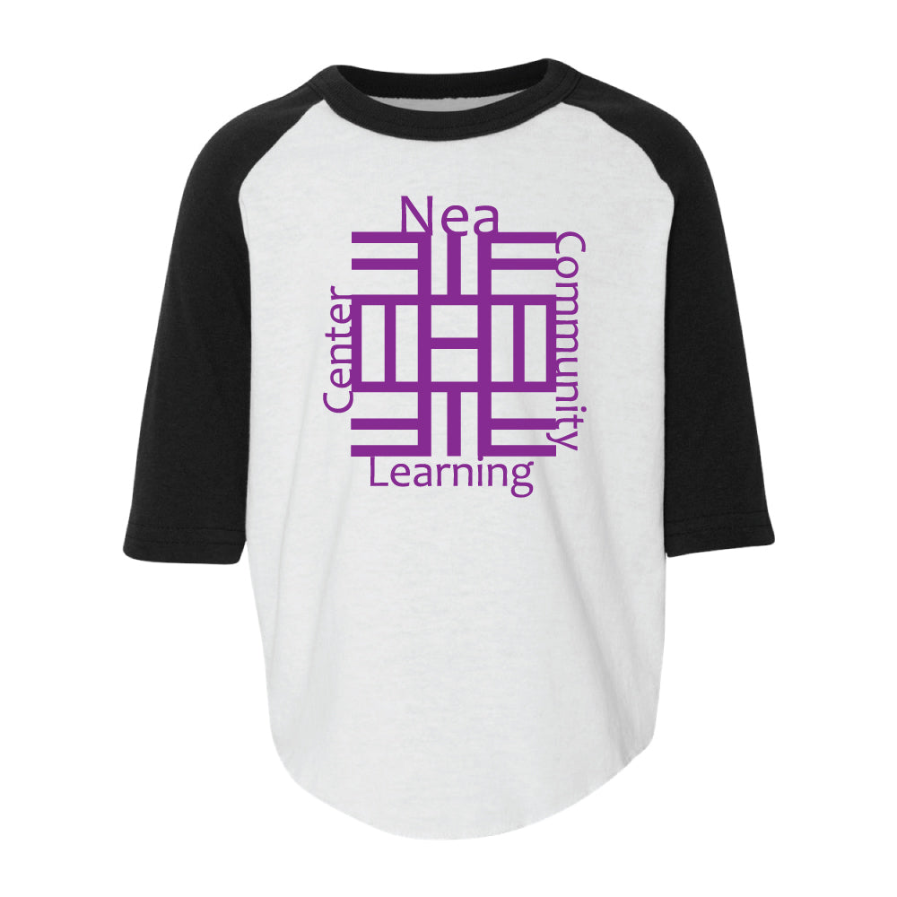 NEA LOGO YOUTH RAGLAN T-SHIRT 2020/2021