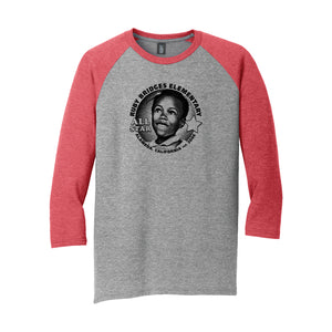 RUBY BRIDGES ALL STAR ADULT RAGLAN