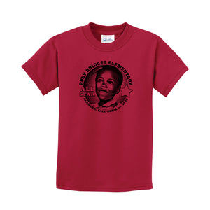 RUBY BRIDGES ALL STAR YOUTH CREWNECK (RED OR GRAY)