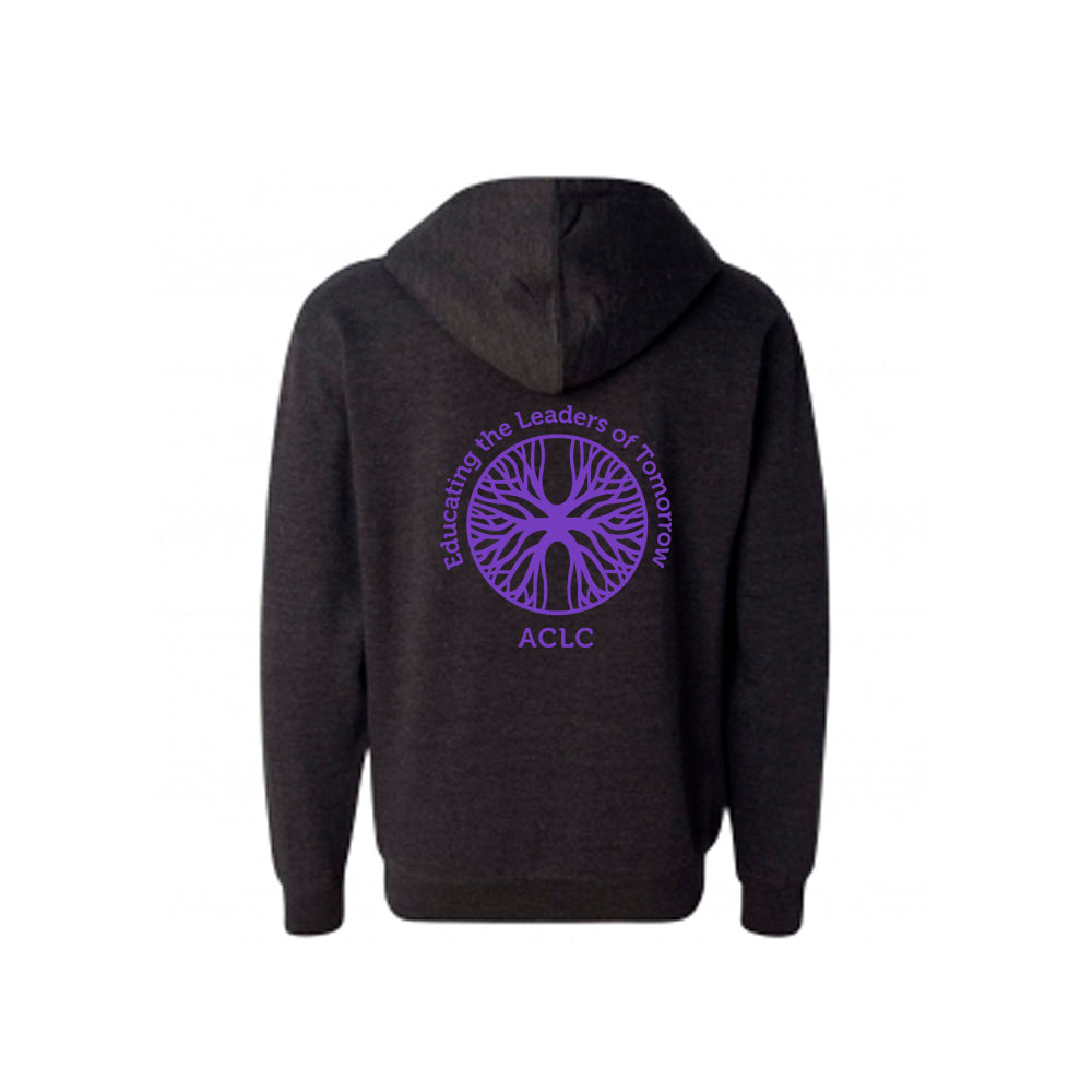 ACLC SCHOOL ADULT ZIP-UP HOODIES 2018/2019