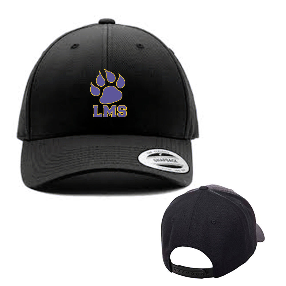 LINCOLN MIDDLE SCHOOL SNAPBACK CAP 2018/2019