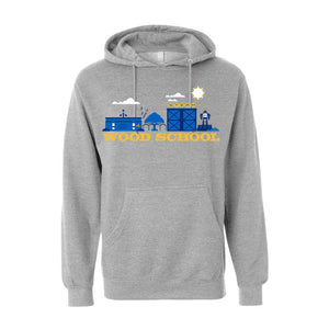 WOOD MIDDLE SCHOOL ADULT PULLOVER HOODIES 2018/2019