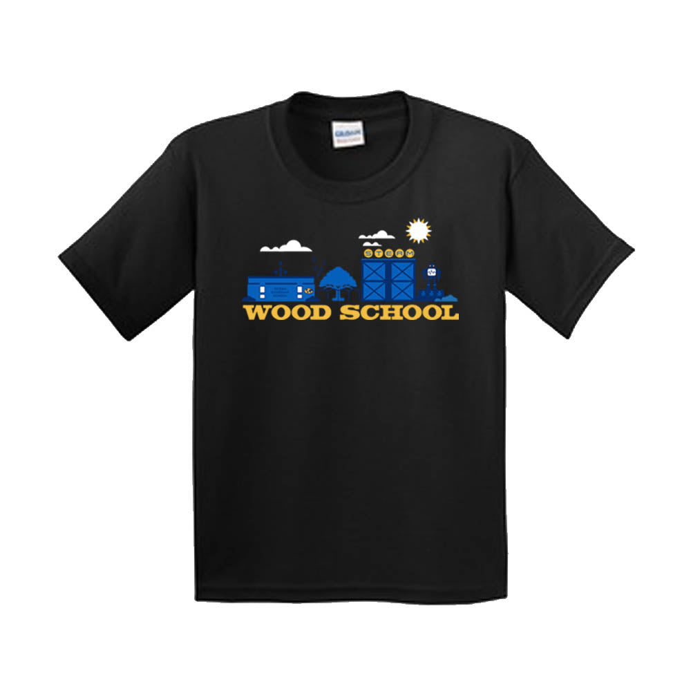 WOOD MIDDLE SCHOOL YOUTH T-SHIRT 2018/2019