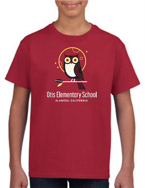 OTIS ELEMENTARY SCHOOL YOUTH T-SHIRT 2018/2019