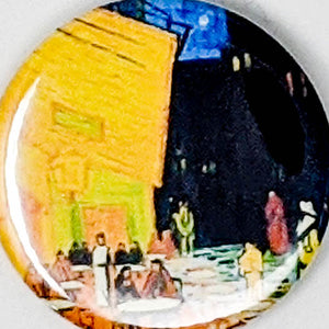 "Art Loved by Lemons 2.25"" Badges/Buttons"